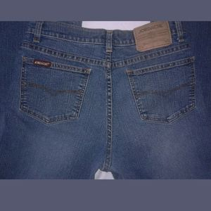Vtg/Mid/Wash Blue Jordache Stretch Look 9-30